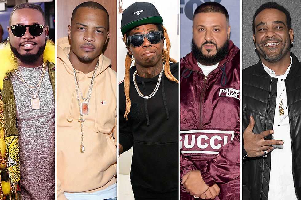 35 Hip-Hop Songs Turning 10 in 2018 - XXL