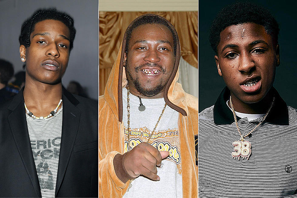 Here's the Ultimate Guide to Rappers With Acronyms in Their