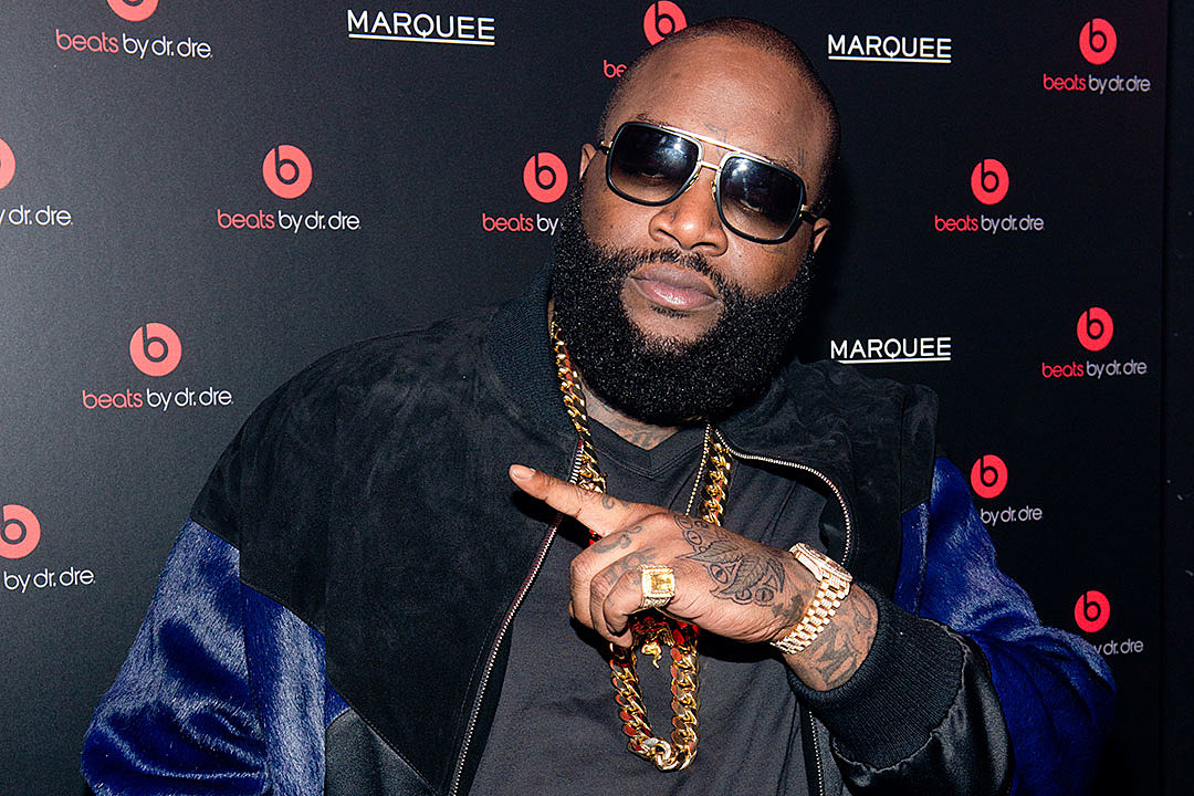 ff8abcb0f5e Rick Ross  911 Audio Reveals Rapper Breathing Heavily and Throwing Up