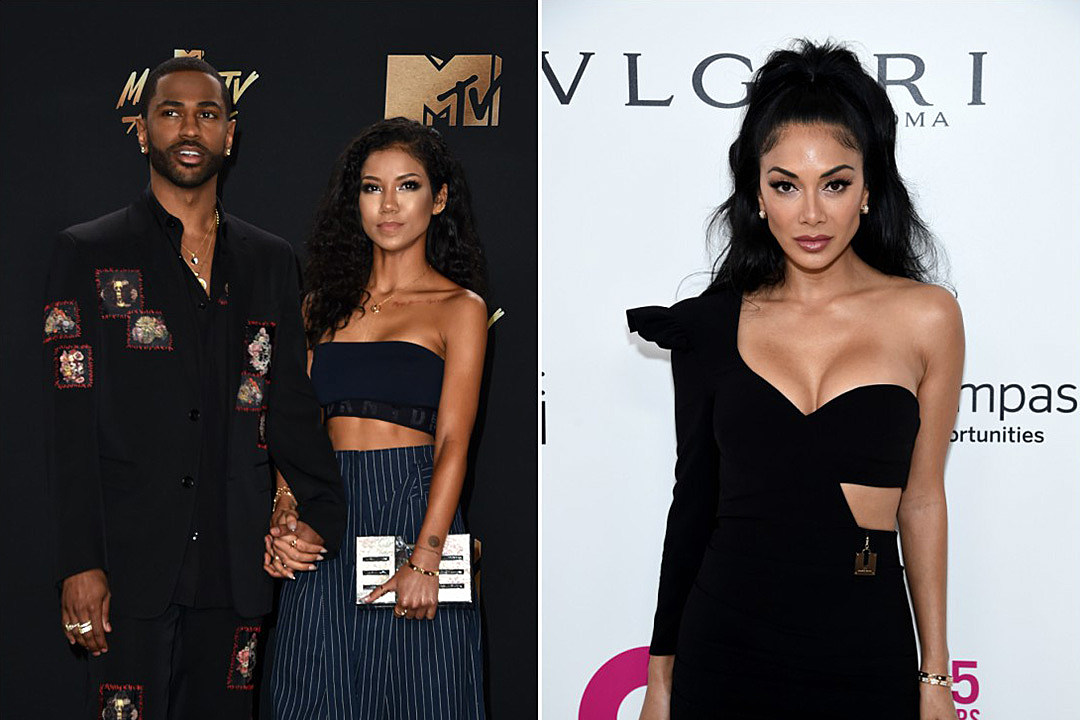 low priced d0209 ec9ee Big Sean and Jhene Aiko Insist They Are Still a Couple as Rumors Spark He  Cheated With Nicole Scherzinger