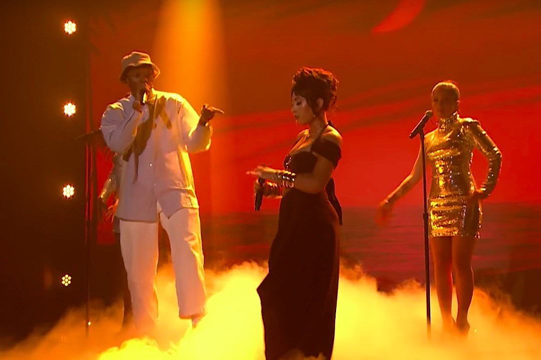 """c1e646f793fc Watch Tyler The Creator and The Roots Perform """"After the Storm"""" With Kali  Uchis on  The Tonight Show"""
