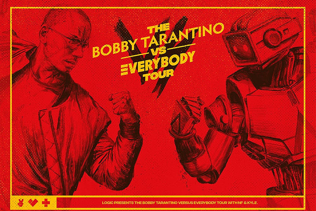 Logic Shares Dates for The Bobby Tarantino Vs  Everybody Tour - XXL