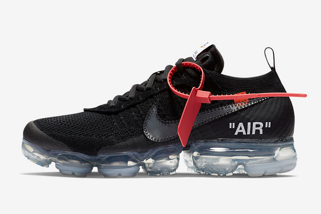 new styles 8be57 ab04f Nike to Release New Off-White VaporMax in Black
