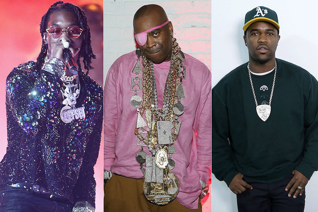 ce06d648b37 22 Rappers Who ve Worn Ridiculous Chains - XXL