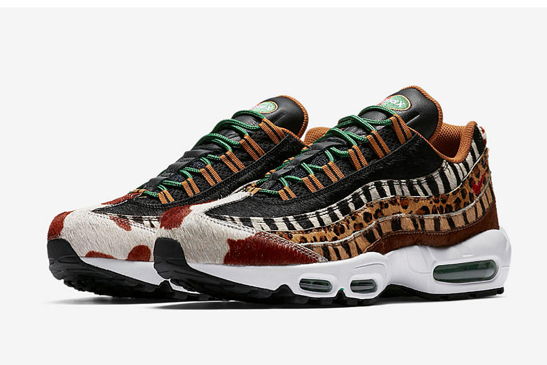 130f65601b Nike to Release Air Max Animal Pack 2.0 - XXL
