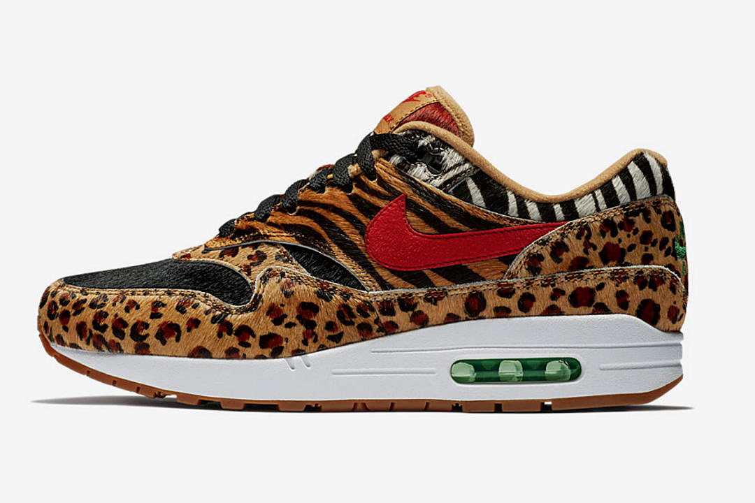 Nike to Release Air Max Animal Pack 2.0 XXL