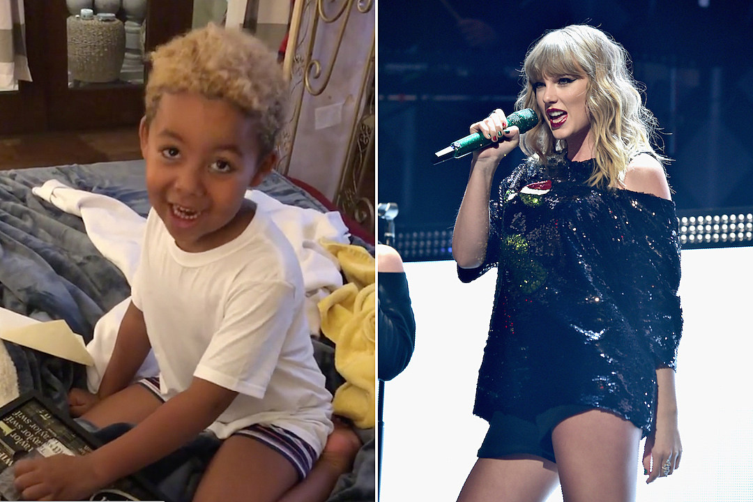 Wiz Khalifa S Son Gets Show Tickets And Letter From Taylor Swift Xxl