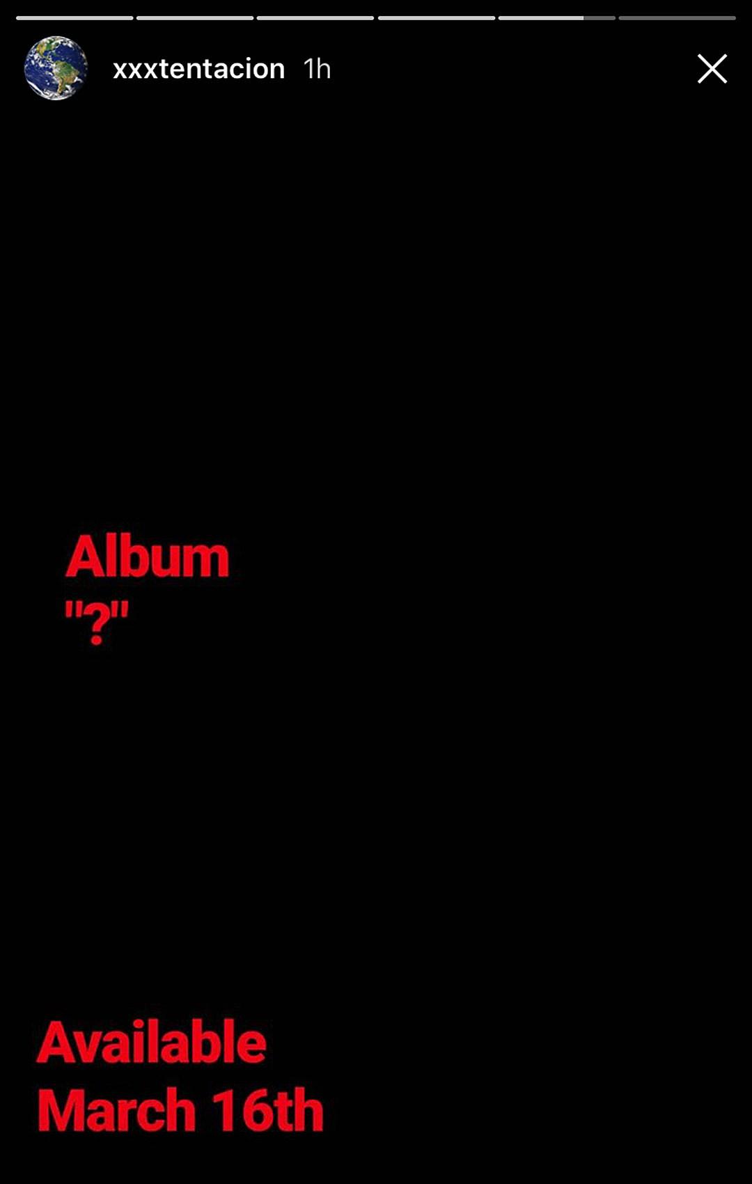 XXXTentacion Sets Release Date for '?' Album - XXL