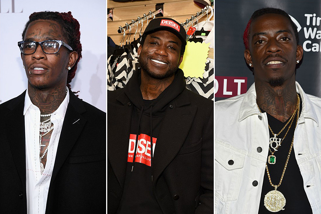 876a0aaed00b7 Young Thug Shuts Down Gucci Mane s  1 Million Offer to Do a Joint Mixtape  With Rich Homie Quan