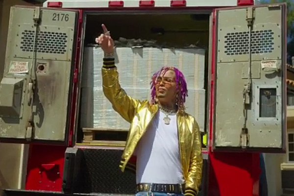 """The Wraith Car >> Lil Pump Gives a Preview of New """"Esskeetit"""" Video - XXL"""