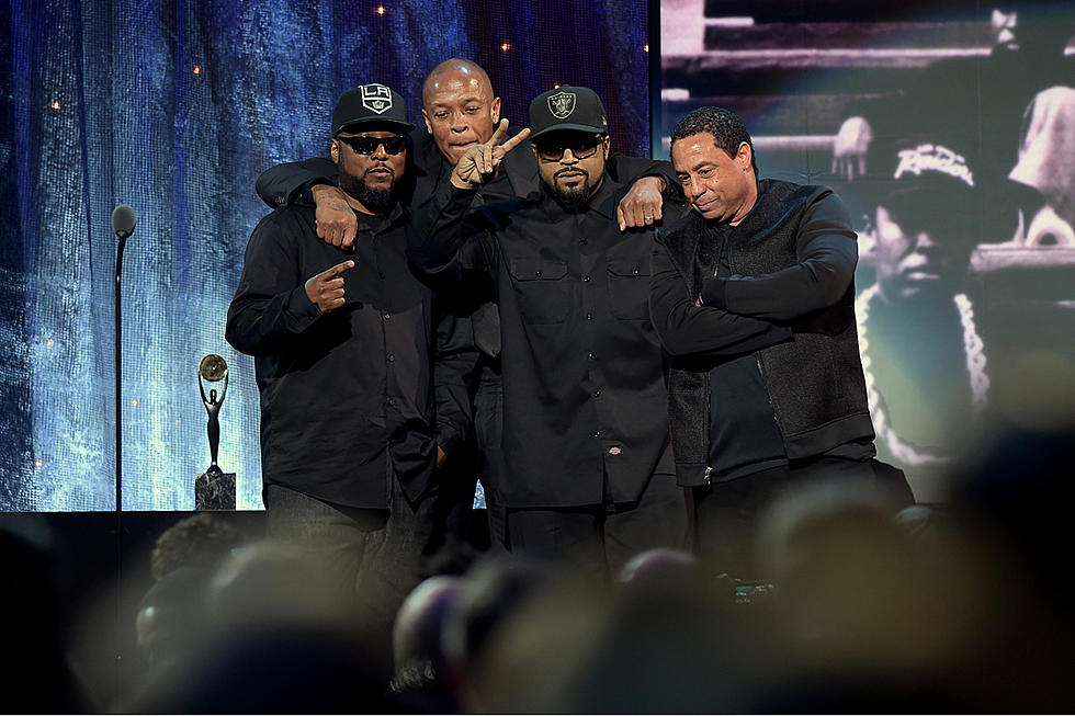 Today in Hip-Hop: N W A Inducted Into Rock & Roll Hall of