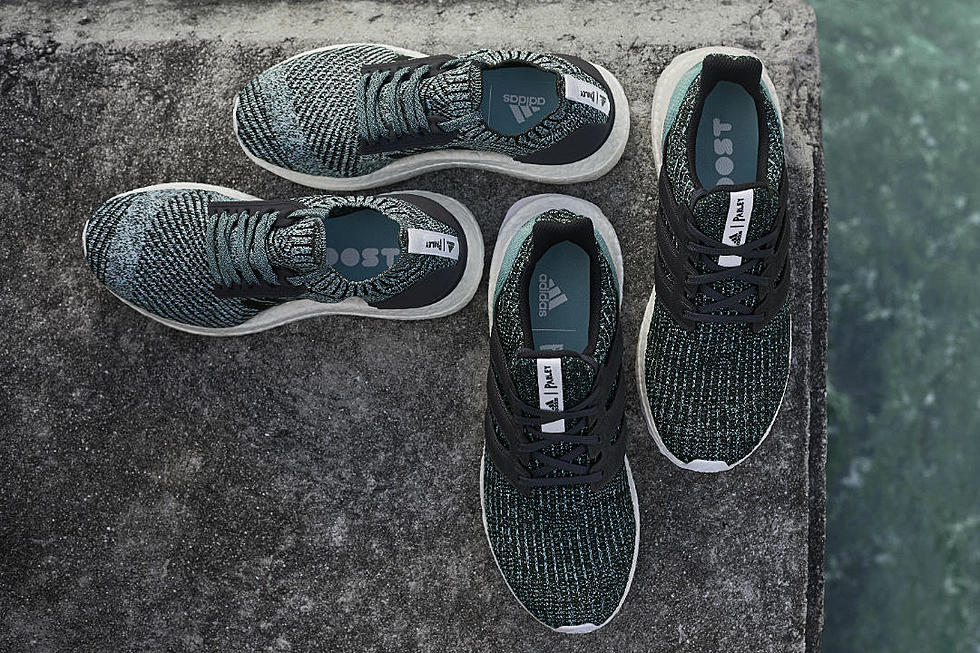 huge discount 2aa72 e5b83 Adidas Unveils Limited Edition UltraBoost Parley Sneakers - XXL