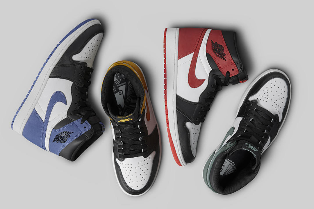 77ad7e8db4fae2 Jordan Brand Unveils Air Jordan 1 Best Hand in the Game Collection