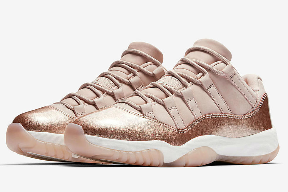 low priced 6b0b9 3d4eb Jordan Brand to Release Metallic Red Bronze Air Jordan 11 ...