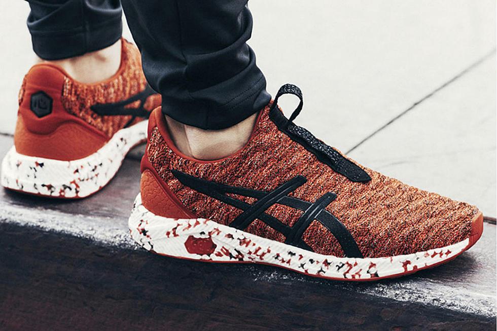 Asics Unveils New Hypergel Kenzen Sneakers - XXL 1909aba3c9