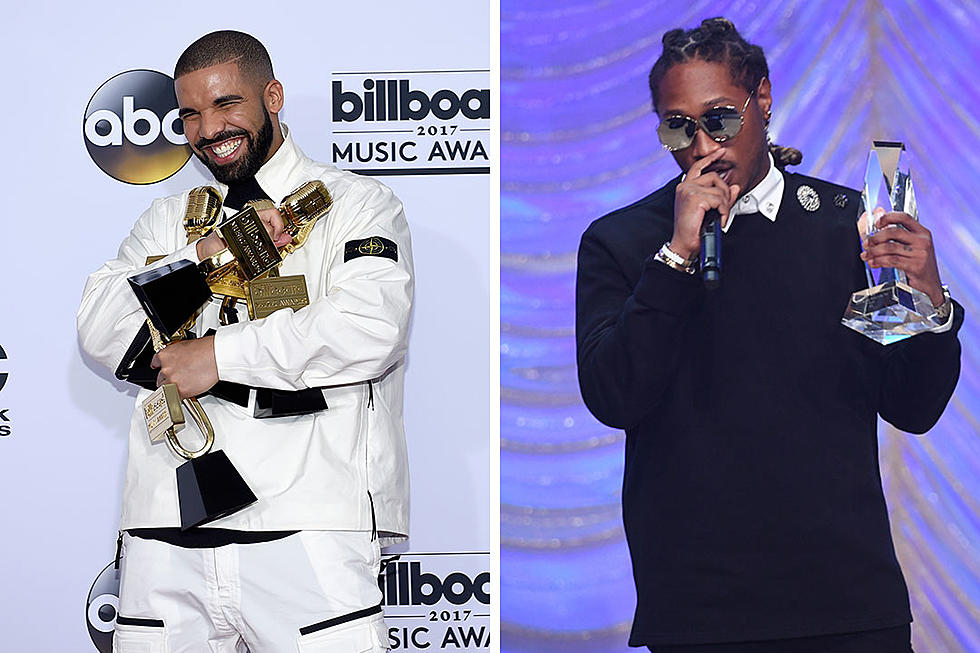 Drake and Future Included in List of 2018 NFL Draft Walk-Up