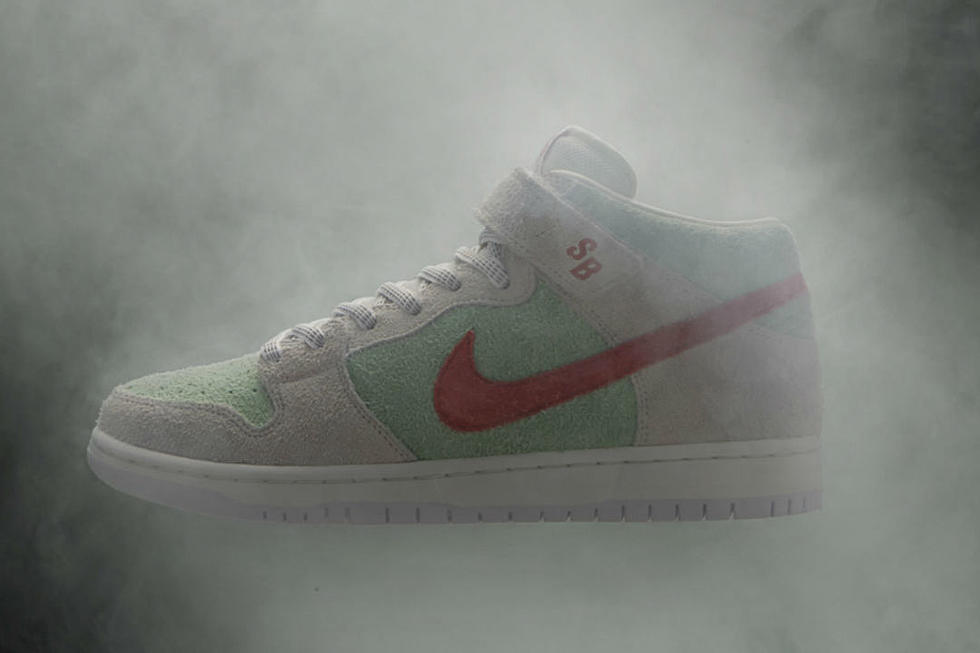 low priced a7dbe 69e66 Nike Unveils 2018 SB Dunk Mid for 4/20 - XXL