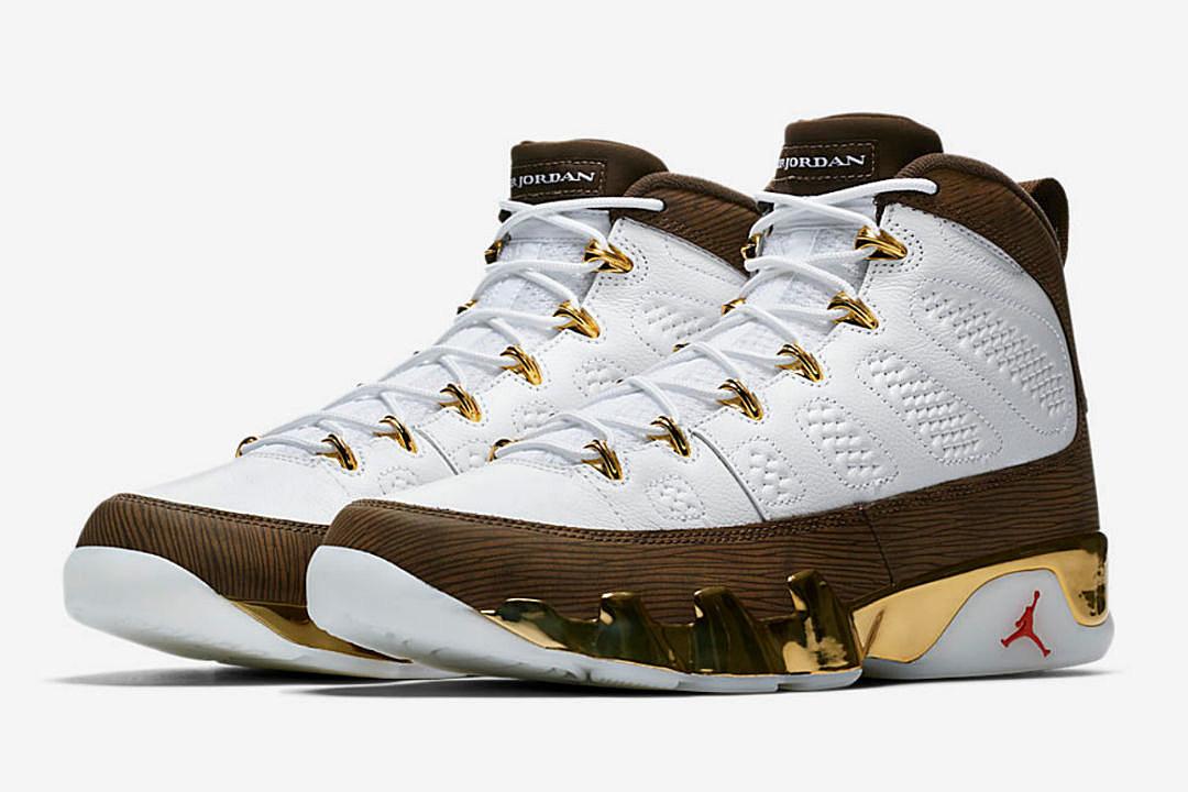 2d999c8ee64554 Jordan Brand Unveils Air Jordan IX Melo Mop Sneakers - XXL