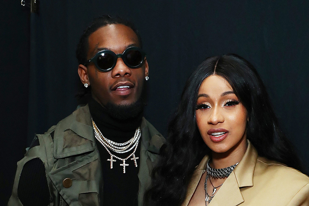 Fans Guess The Name Cardi B And Offset Will Give Their Baby Xxl