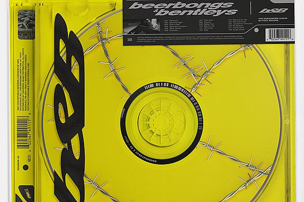 post malone's 'beerbongs & bentleys' album goes platinum - xxl