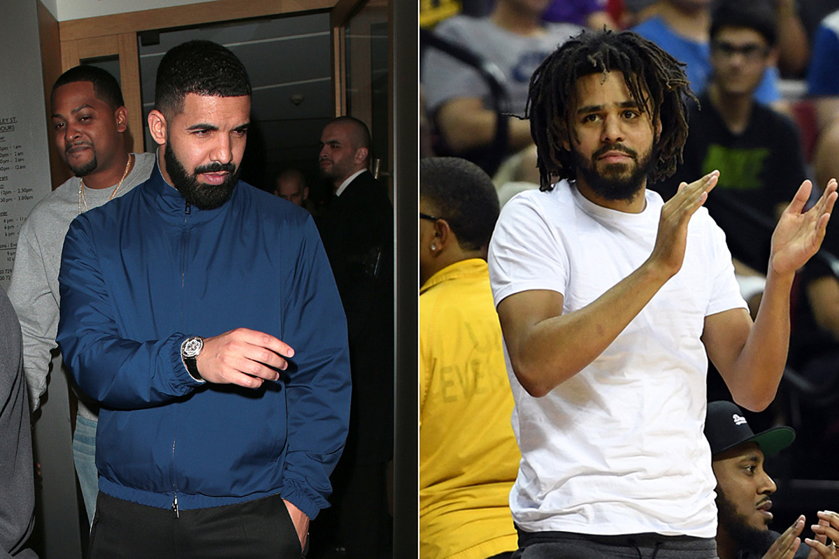 Image result for drake and j.cole