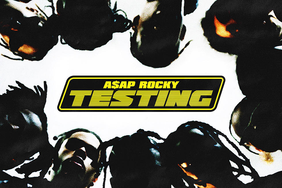 ASAP Rocky Unveils 'Testing' Tracklist and Production