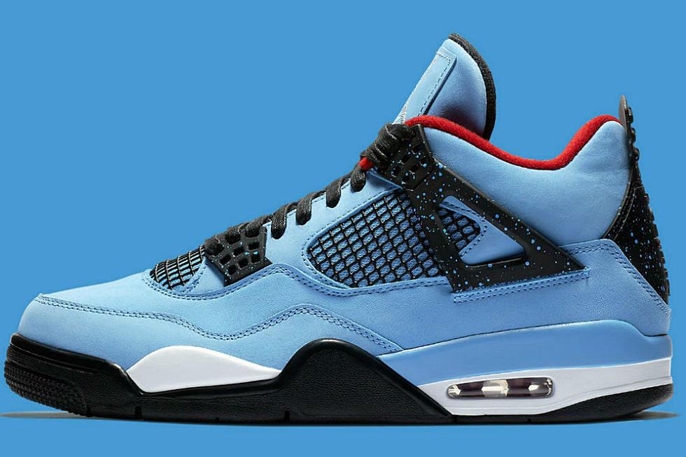 c07ce5c658e27 Nike Unveils Travis Scott Air Jordan 4 Retro Cactus Jack - XXL