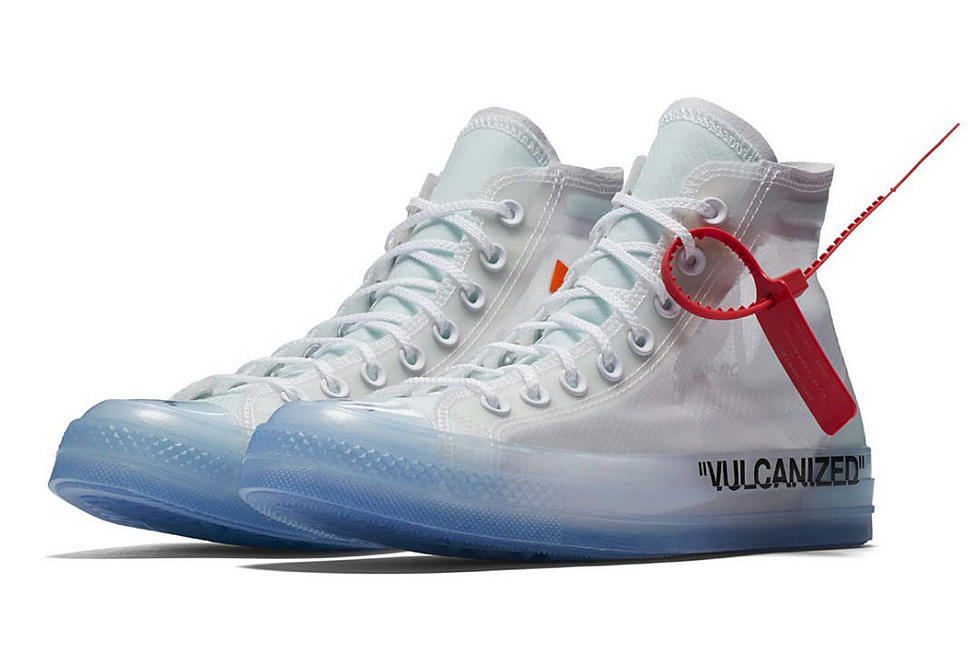 Here's Where You Can Buy the Virgil Abloh Converse Chuck 70