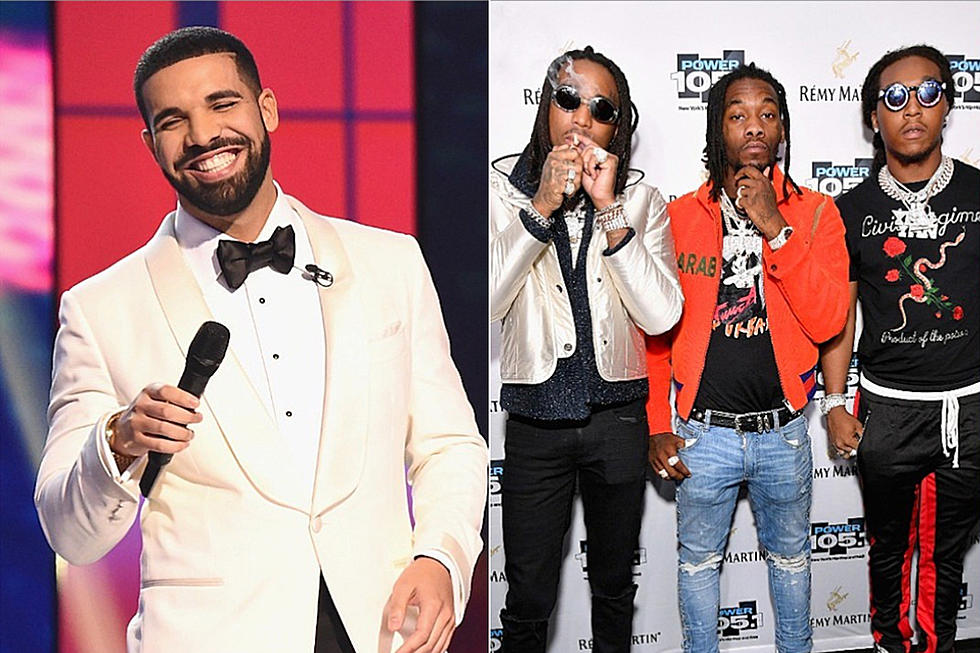 Drake and Migos Reschedule Joint Tour Dates - XXL