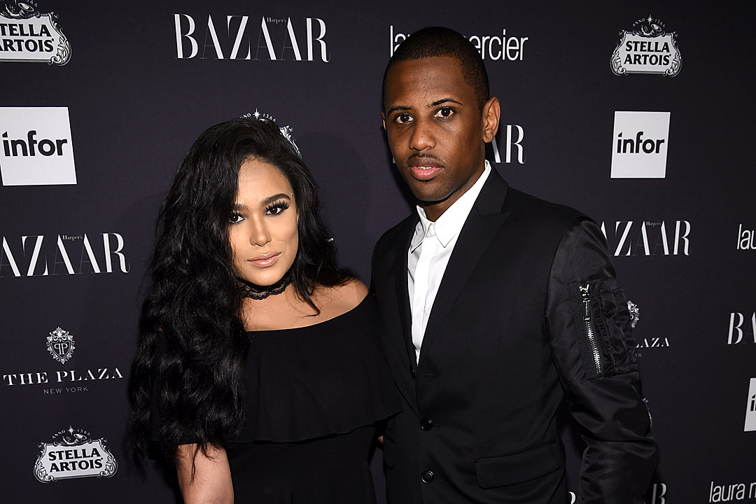 35a20de181e Fabolous Makes First Court Appearance With Emily B. to Face Charges for  Assaulting Her