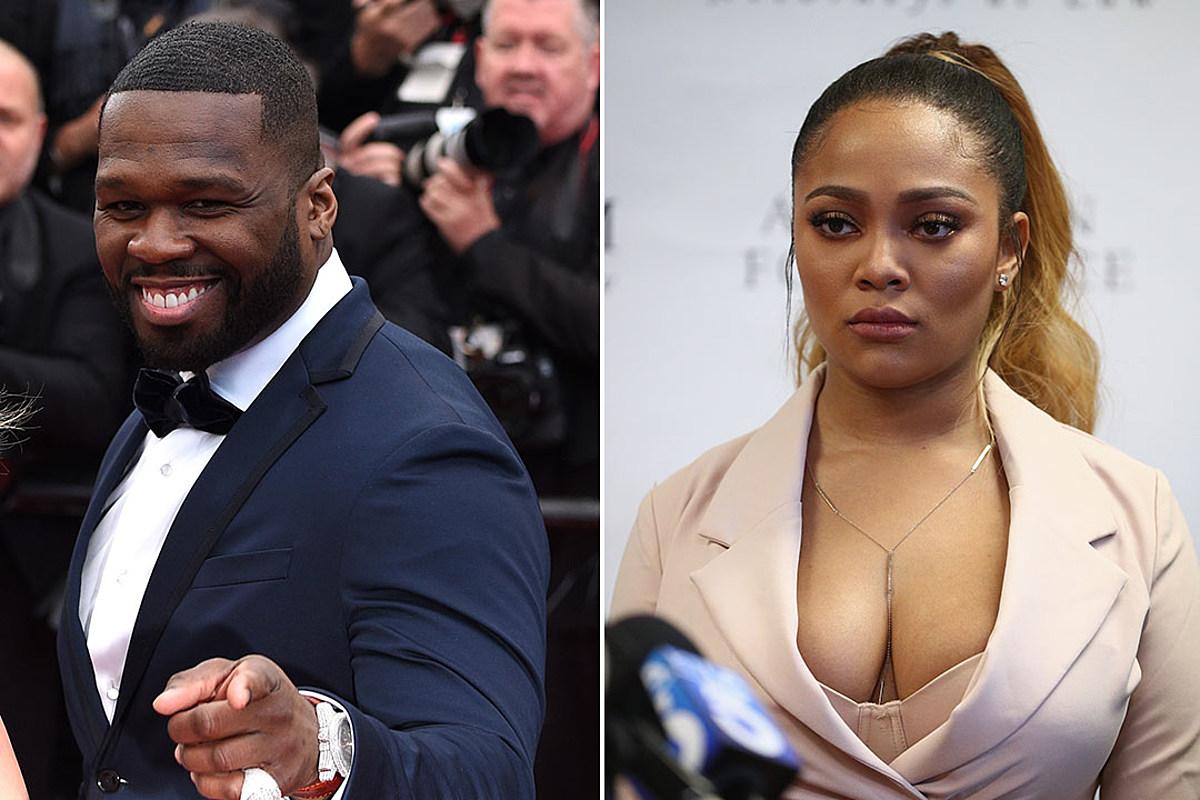 50 Cent Video Porno 50 cent suedsinger teairra mari for instagram post - xxl