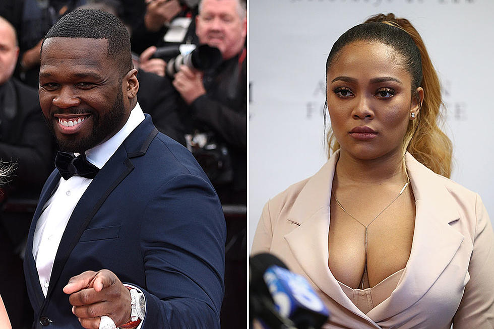 50 Cent Sued by Singer Teairra Mari for Instagram Post - XXL