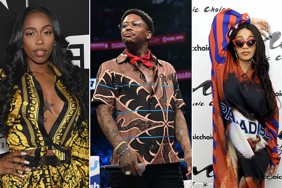 """Kash Doll Shares Her Version of """"She Bad"""" With YG - XXL"""
