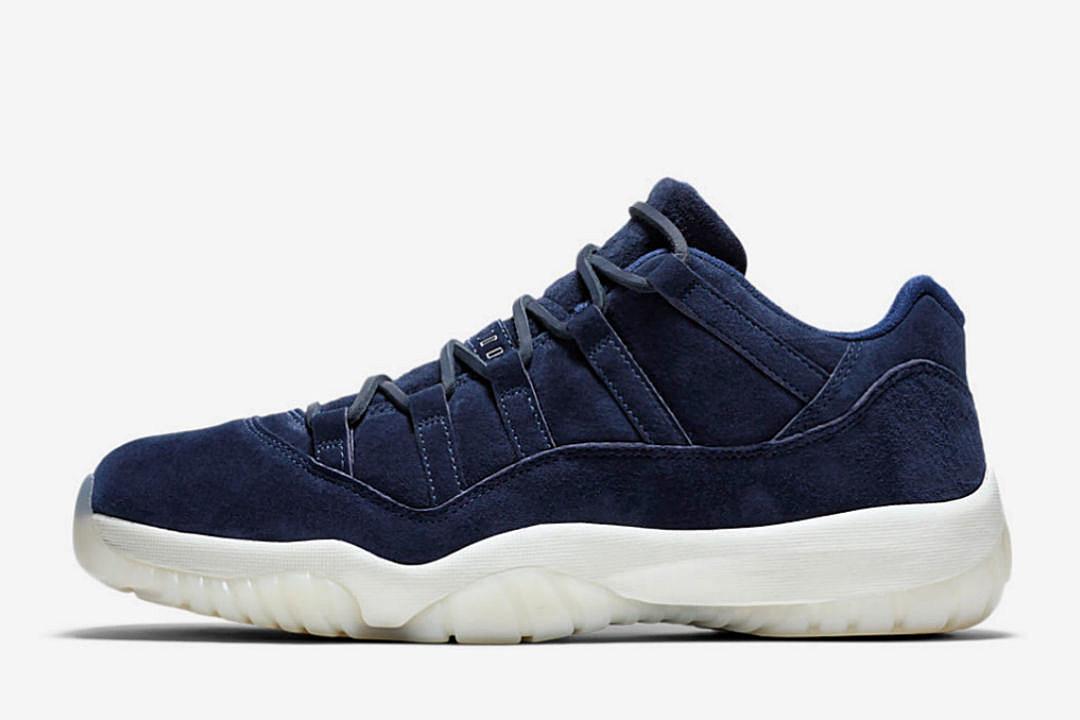 Jordan Brand to Release Air Jordan 11 Low Binary Blue - XXL e0459e8e1