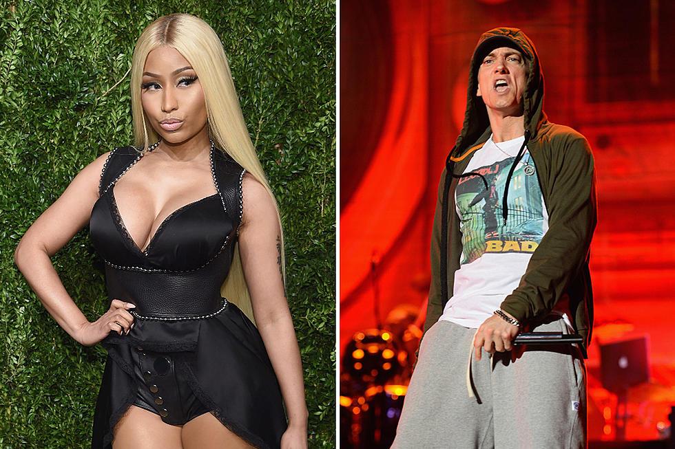 Nicki Minaj's Will Have Eminem Scream Her Name on 'Queen' Intro - XXL