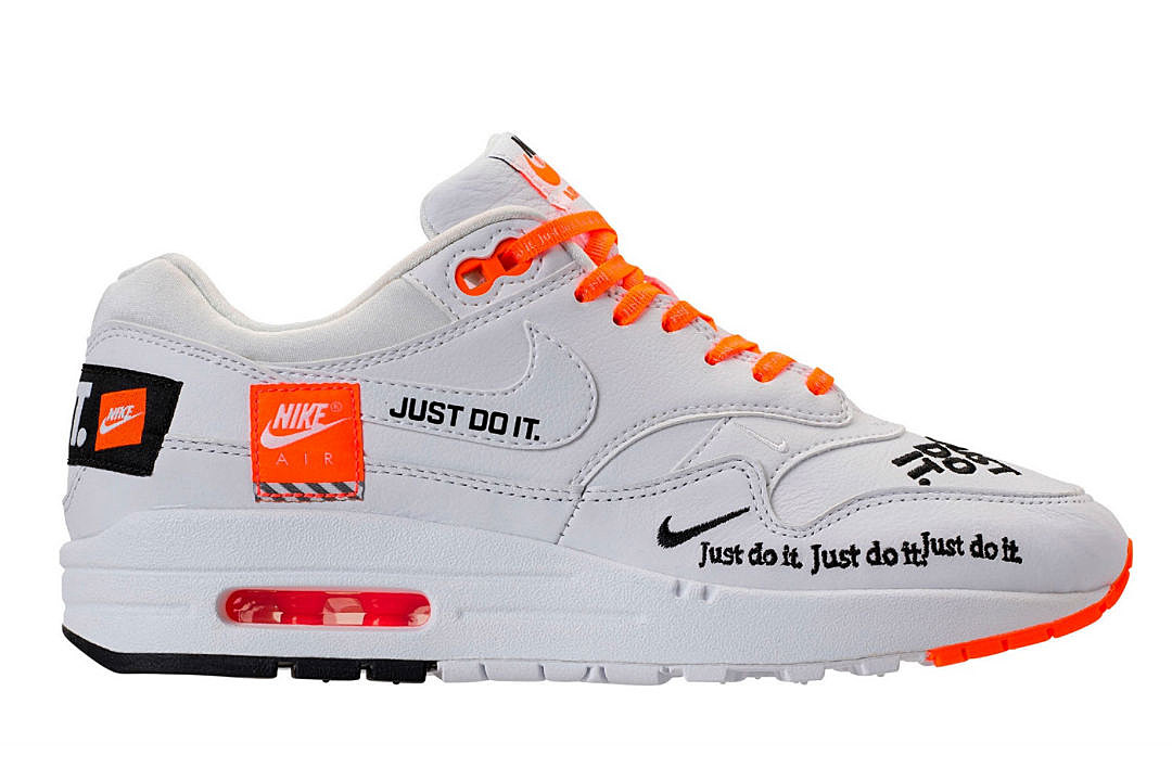 5ce953639995 Nike Unveils Air Max 1 Just Do It Sneakers - XXL