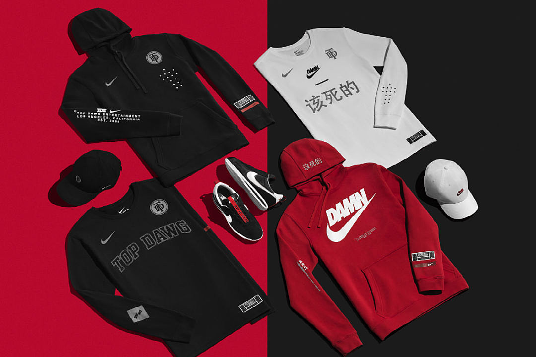 053b4a55 Top Dawg Entertainment Partners Up With Nike for Exclusive Collection