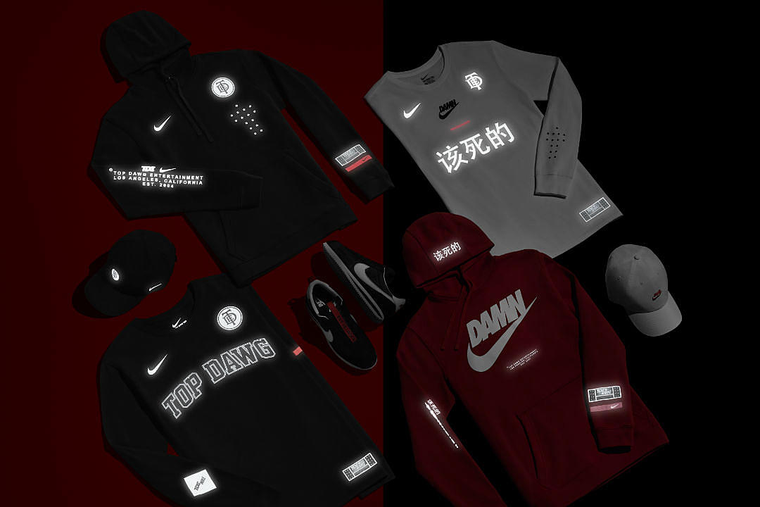 ce2e777a Top Dawg Entertainment Partners Up With Nike - XXL