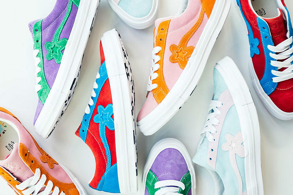 Tyler The Creator And Converse Have New Golf Le Fleur Sneakers Xxl