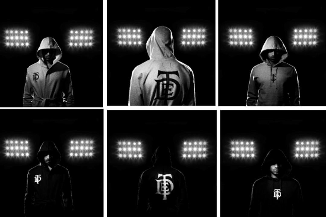 4c119204d61 TDE and Reigning Champ Unveil Apparel Capsule Collection