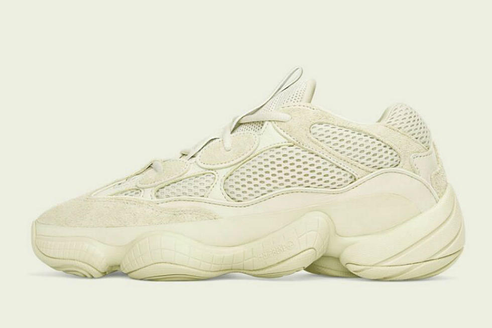 the latest 935aa 0adf9 Kanye West and Adidas Announce Release Date for Yeezy 500 - XXL