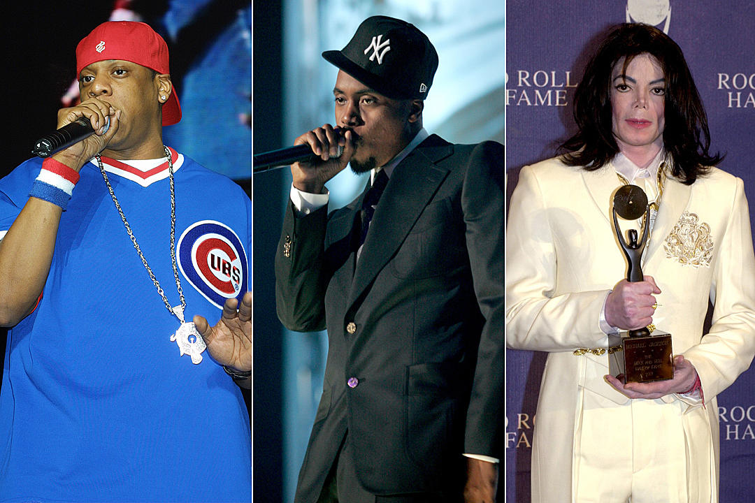 9bbbe00e8c9 Today in Hip-Hop  Jay-Z Disses Nas and Brings Out Michael Jackson at 2001  Summer Jam
