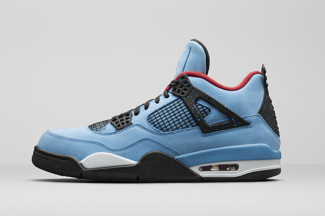outlet store 89c80 eac81 Travis Scott and Jordan Brand Announce Release Date of Air Jordan 4 Retro