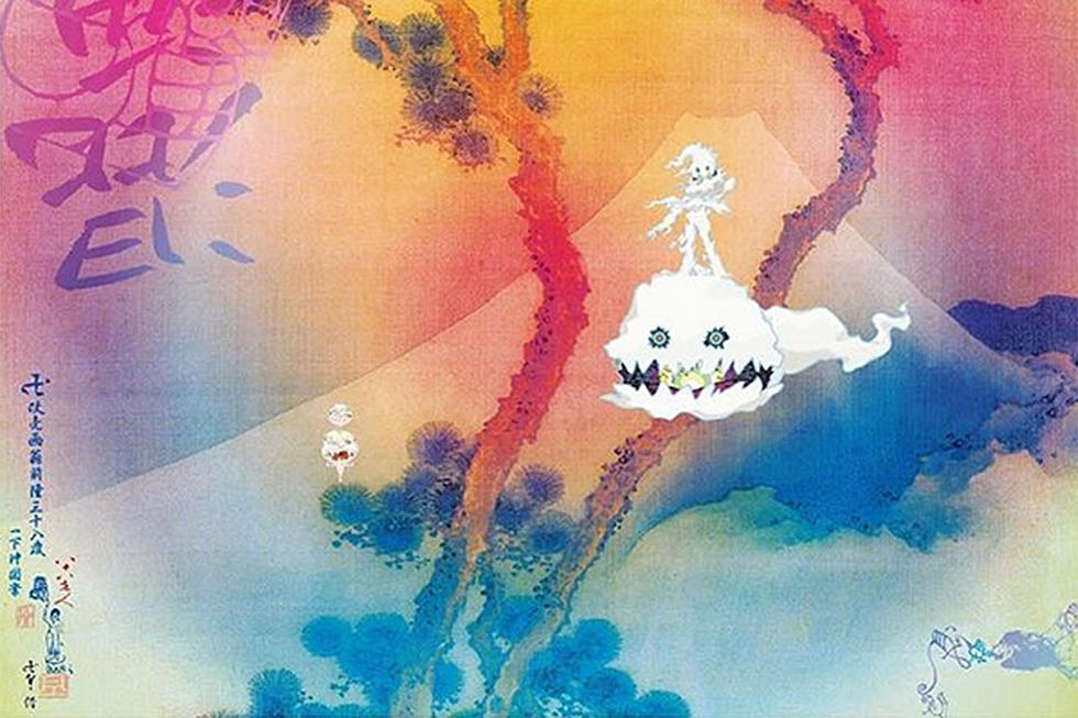 Kanye West And Kid Cudi Trade Places On Kids See Ghosts Album Xxl