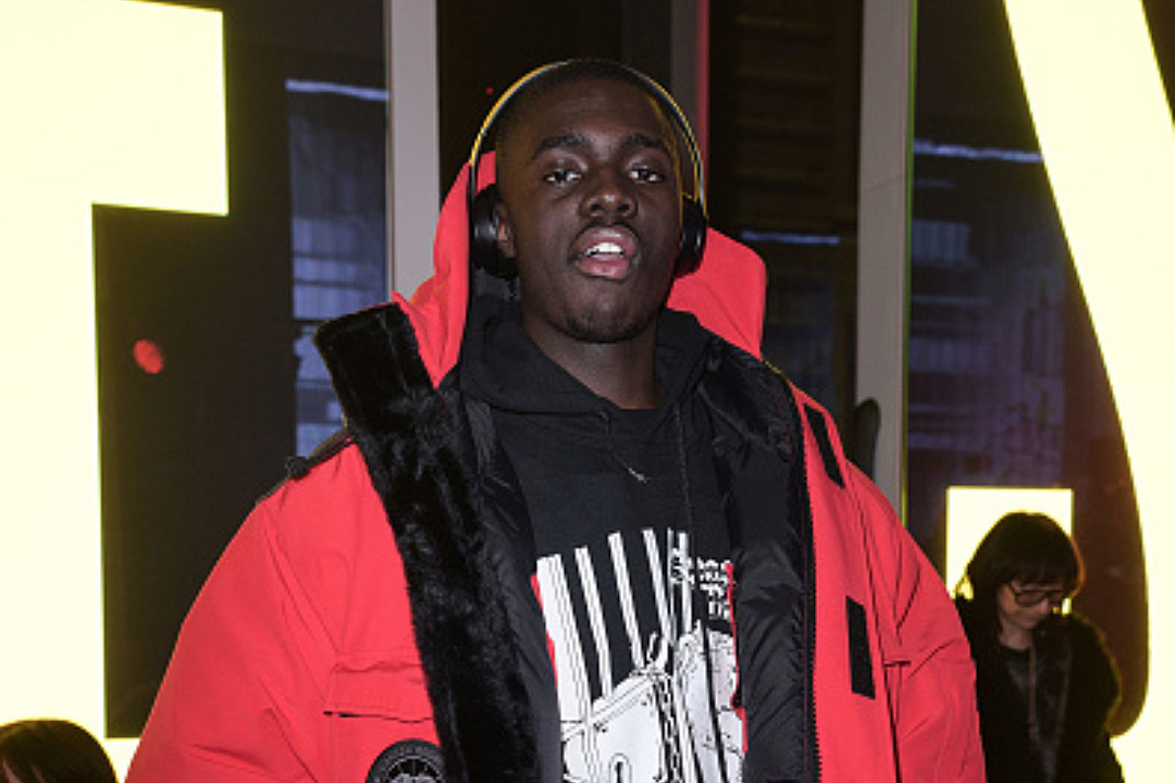 Sheck Wes Models for Helmut Lang s Fall 2018 Collection - XXL 71ff92fba