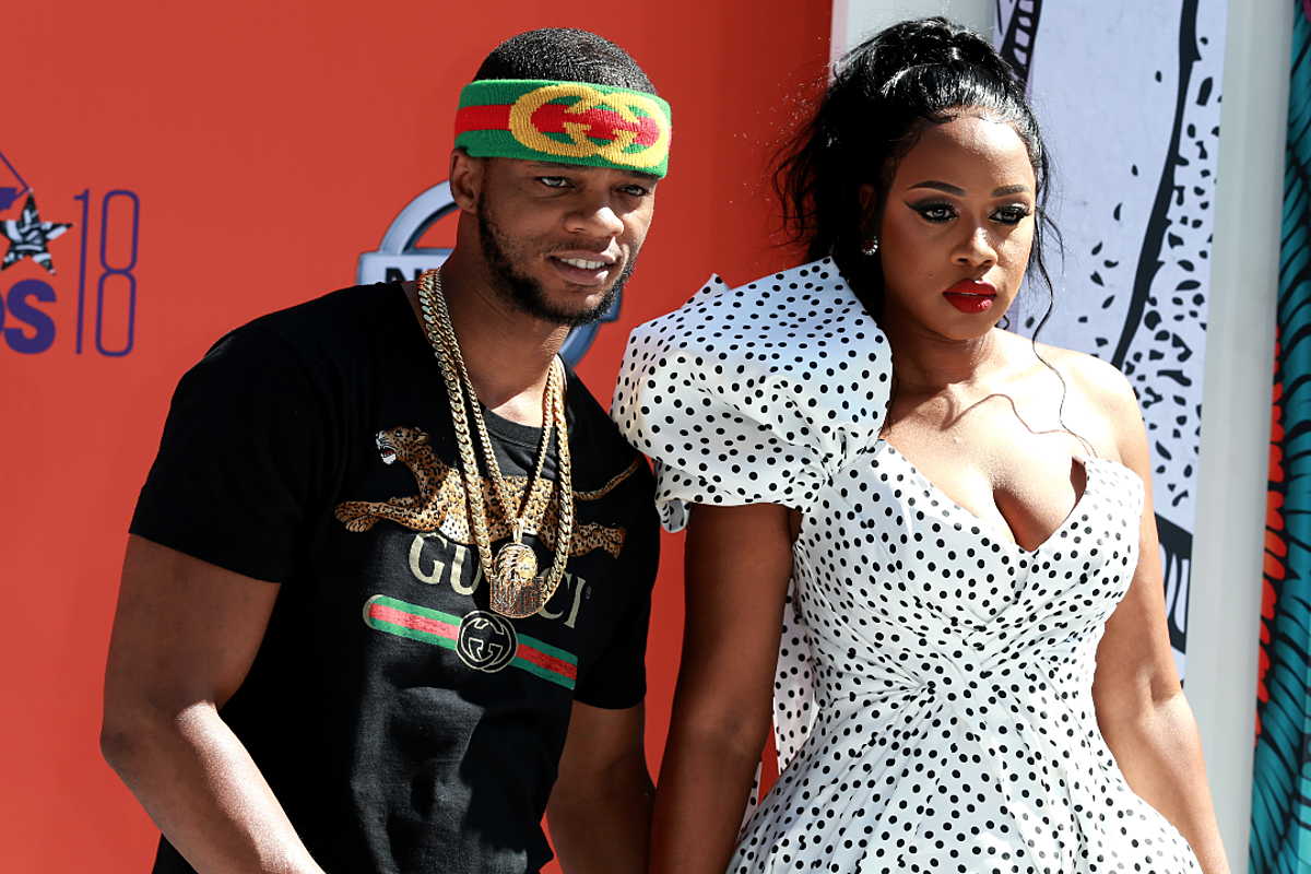 1cab58d53c Remy Ma and Papoose Share First Photo of Baby Girl - XXL