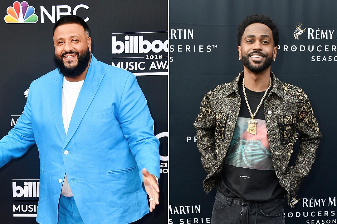 0e8bcf2f1b8c2c DJ Khaled Hits Studio With Big Sean Ahead of  Father of Asahd  Album Release