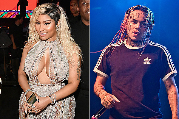 Fans Think A Nicki Minaj And 6ix9ine Collab Is Coming Soon