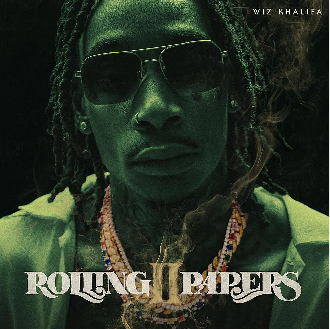 Wiz Khalifa Unveils Cover Art for 'Rolling Papers 2' - XXL