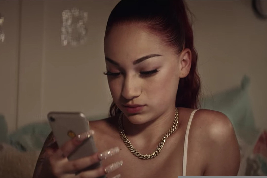 """126f912a2b79 Bhad Bhabie Catches a Child Predator in New """"Trust Me"""" Video With Ty Dolla  Sign"""